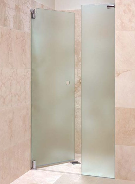 Frosted Glass Shower Screens All Quality Splashbacks