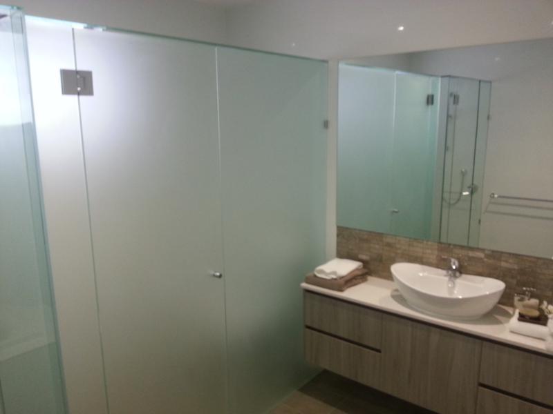 Frameless Shower Screens Brisbane Gold Coast