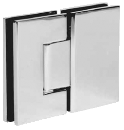 frameless square hinge