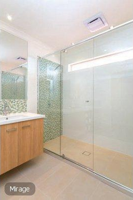 sliding shower screen brisbane